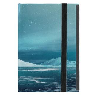 Arctic Winter Night iPad Mini Case, No Kickstand Cover For iPad Mini