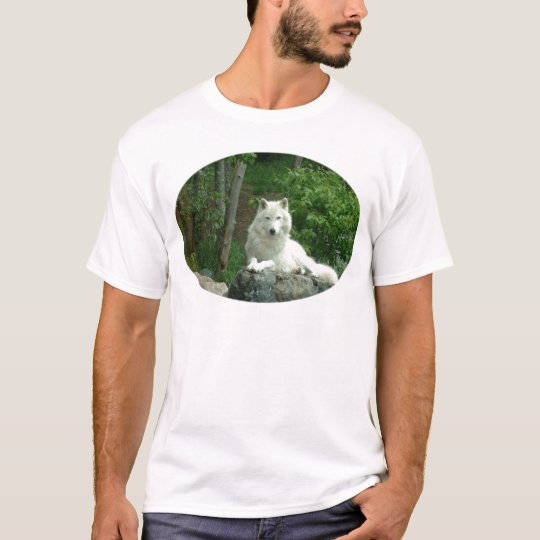 Arctic Wolf Men's T-Shirt
