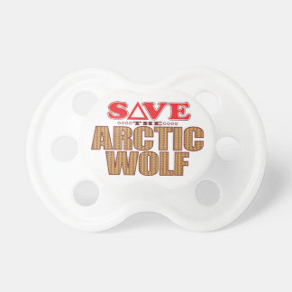 Arctic Wolf Save Dummy
