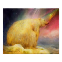 Arctic Wonders Art Mural Poster