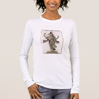 Ardhanarishvara, from 'Voyage aux Indes et a la Ch Long Sleeve T-Shirt
