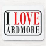 Ardmore, Alabama City Design Mousepads