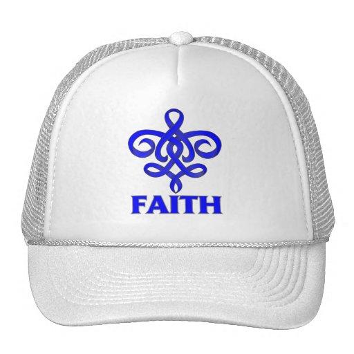 ARDS Faith Fleur de Lis Ribbon Hats