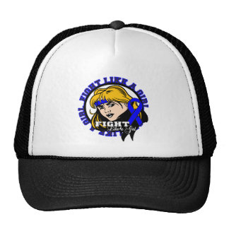ARDS Fight Like A Girl Attitude Cap