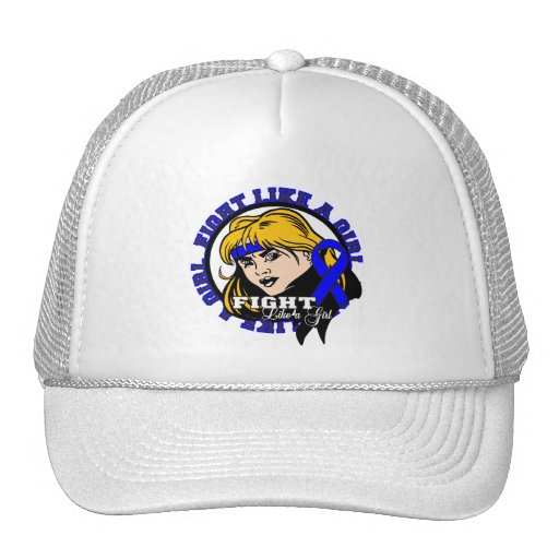 ARDS Fight Like A Girl Attitude Hat