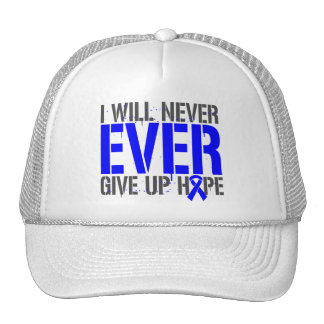 ARDS I Will Never Ever Give Up Hope Cap