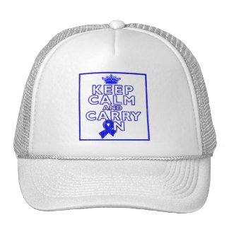 ARDS Keep Calm and Carry ON Trucker Hat