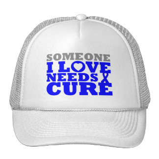 ARDS Someone I Love Needs A Cure Trucker Hat