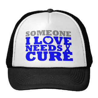 ARDS Someone I Love Needs A Cure Hats