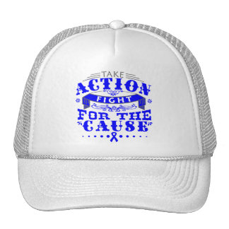 ARDS Take Action Fight For The Cause Mesh Hat