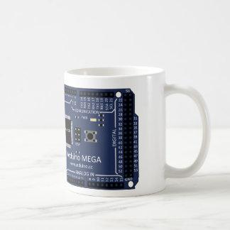 Arduino Mega Coffee Mug