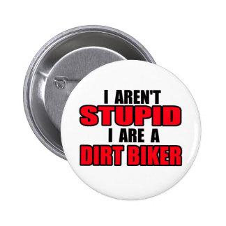 Are a Dirt Biker Motocross Dirt Bike Button