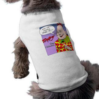 Are We Having Fun Yet dog shirt