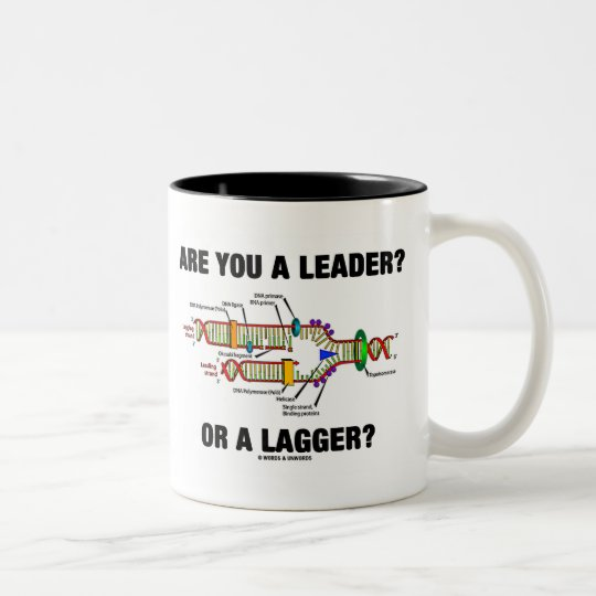 Are You A Leader? Or A Lagger? (DNA