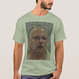 Are You A Wizard? T-Shirt