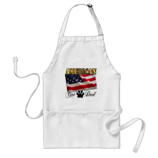 Are you an American Cat Dad? Aprons