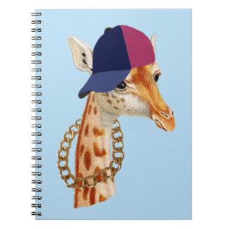 Are You Chaving a Giraffe London Cockney Slang Notebooks