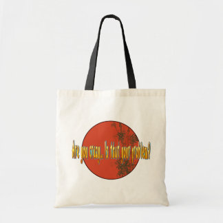 Are you crazy...Is that your problem? Tote Bag