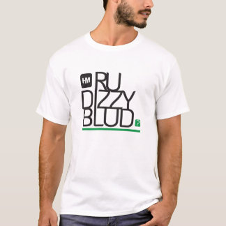 are you dizzy blud green T-Shirt