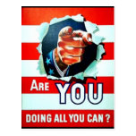 Are You Doing All Youcan Postcards