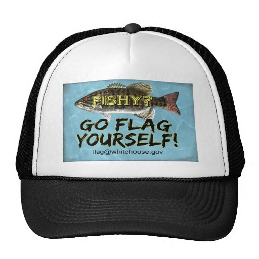 Are YOU Fishy Hat