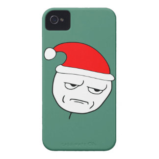 are you kidding me xmas meme Case-Mate iPhone 4 case