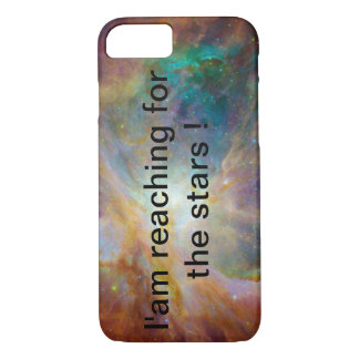are you reaching for the stars ? iPhone 8/7 case