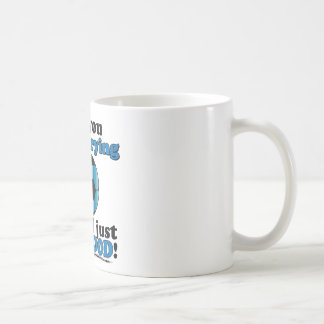 Are you really trying, or am I that good? Soccer Coffee Mug