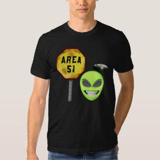 Area 51 Alien T-shirts