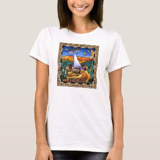 """""""Area 51"""" ~Alien UFO ~ Ben Rich quote T-Shirt"""