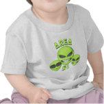 Area 51 Aliens Tee Shirt