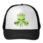 Area 51 Aliens Trucker Hat