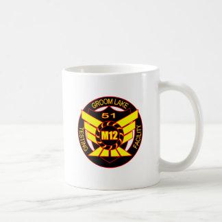Area 51 Majestic 12 Coffee Mug