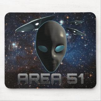 Area 51 mouse mat