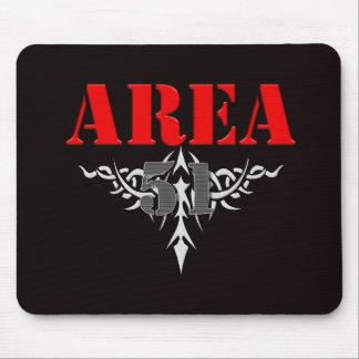 AREA 51 MOUSE MATS