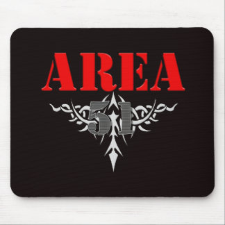 AREA 51 MOUSE PAD