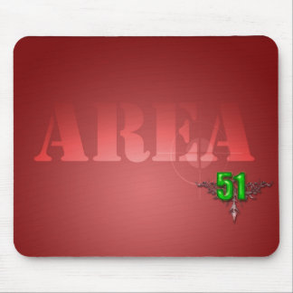 AREA 51 MOUSE PADS