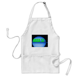 area 51 standard apron