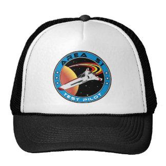 Area 51 Test Pilot Cap