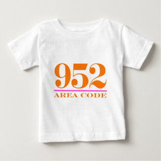 Area Code 952 Shirt