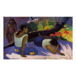 Arearea no Varua Ino - Paul Gauguin Print