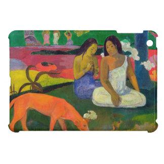 Arearea (The Red Dog), 1892 iPad Mini Cases