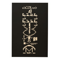 Arecibo Binary Message 1974