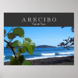 Arecibo Puerto Rico Print