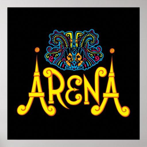 ArenA Reunion Poster