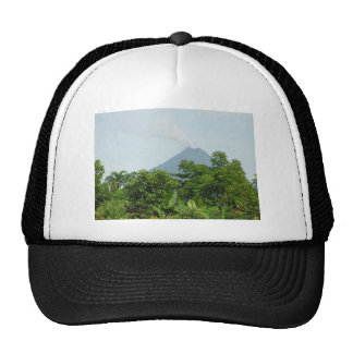 Arenal Volcano Costa Rica Trucker Hat