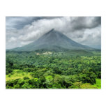 Arenal Volcano - Costa Rica Postcards