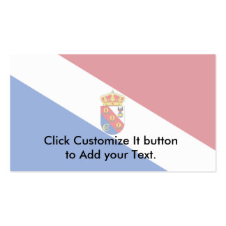 Arenas Del Rey, Spain flag Business Card Templates