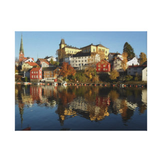 Arendal - Norway 002 Canvas Print