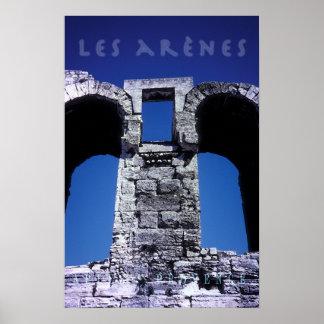 Arenes de Arles Posters